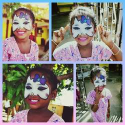 Children Face Painting 2 Hour Session  image