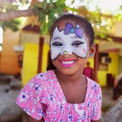 Children Face Painting 3 Hour Session image