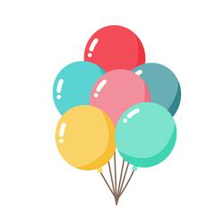 Helium Baloons image