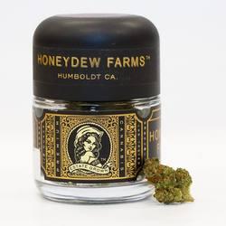 Hades OG (Honeydew Farms 1/8th jar) 18.7% THC image