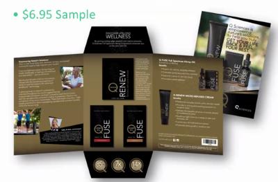 Hemp Oil 3-Pack Sample Kit image